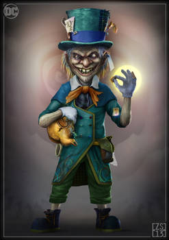 [ JERVIS TETCH - MADHATTER ]