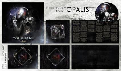 [ DESIGN : OPALIST ] by zero-scarecrow13