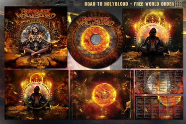 ROAD TO HOLYBLOOD - FREE WORLD ORDER [DESIGN] by zero-scarecrow13