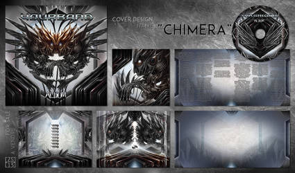 [ DESIGN : CHIMERA ] by zero-scarecrow13
