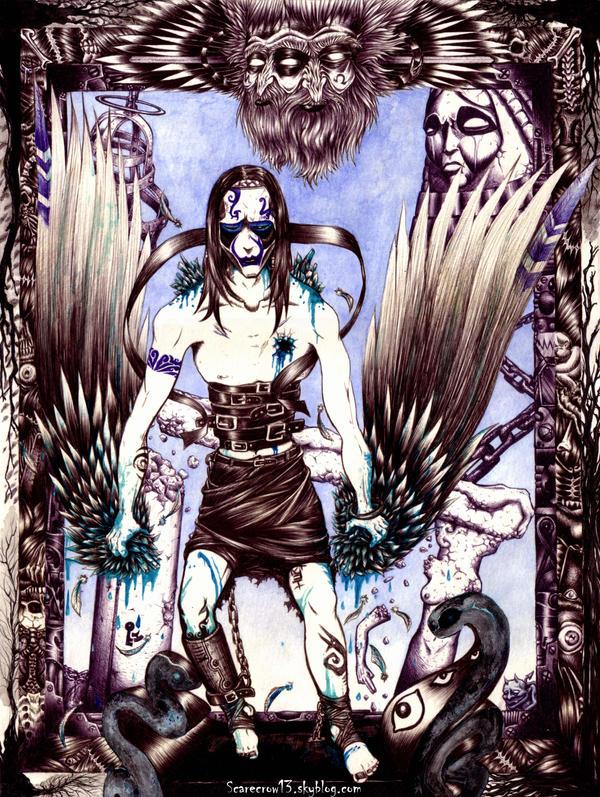 ange etrange by zero-scarecrow13