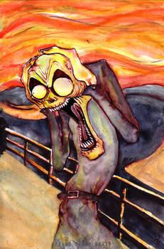 Munch_The Reflected Scream