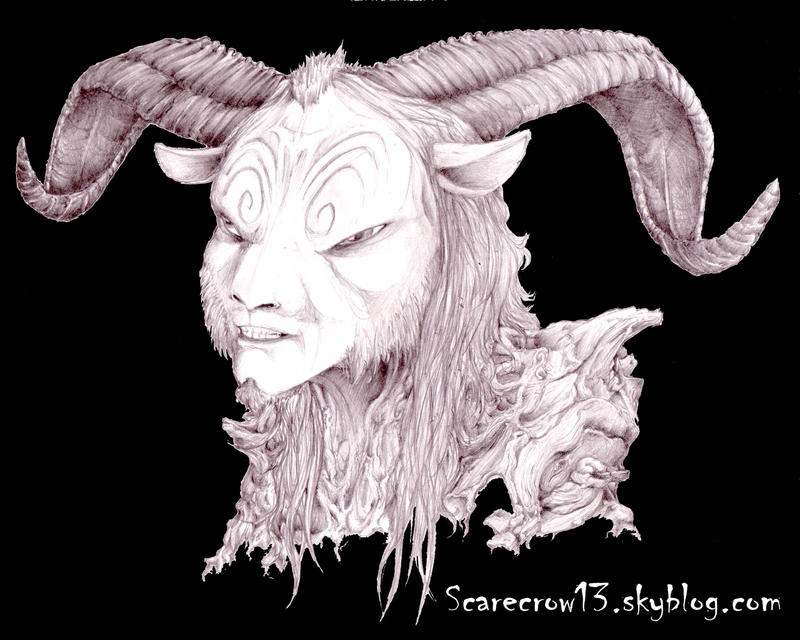Pan's Labyrinth' by zero-scarecrow13