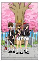 Happy 15th Anniversary Cardcaptor Sakura by The-Sakura-Samurai