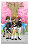 Happy 15th Anniversary Cardcaptor Sakura