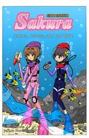 Cardcaptor Sakura - Sakura, Tomoyo, and the WAVE by The-Sakura-Samurai