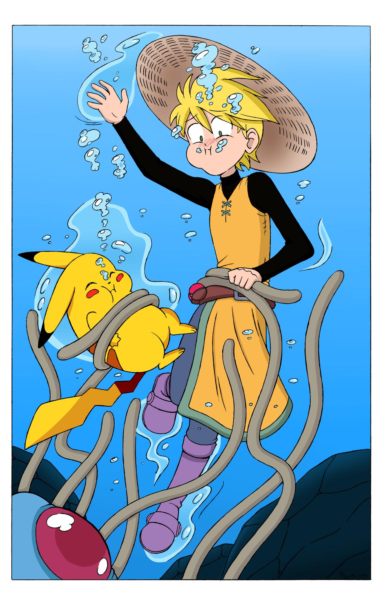 Pokemon Tentacruel Rule 34 Arcanine Images