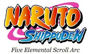 Naruto Shippuden Five Elemental Scroll Arc - Bonus by The-Sakura