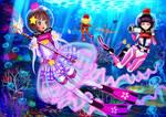 Clear Card Arc Cardcaptor Sakura LAMA Scuba