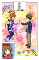 CCS: Sakura and Friends at the Aquarium Page 39 by The-Sakura-Samurai