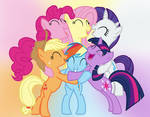 Friendship is Magic - Coloring Gift