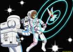 Astrogirl Tomoyo Records Sakura - Color Commission