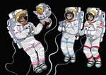 Cardcaptor Spacegirls - Coloring Gift