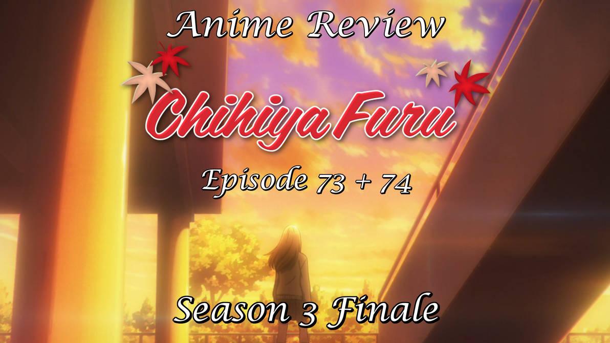 Anime Review Chihayafuru Season 3 Finale By The Sakura Samurai On Deviantart