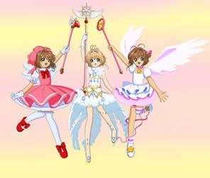 25 Years of Cardcaptor Sakura