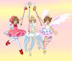 25 Years of Cardcaptor Sakura by The-Sakura-Samurai