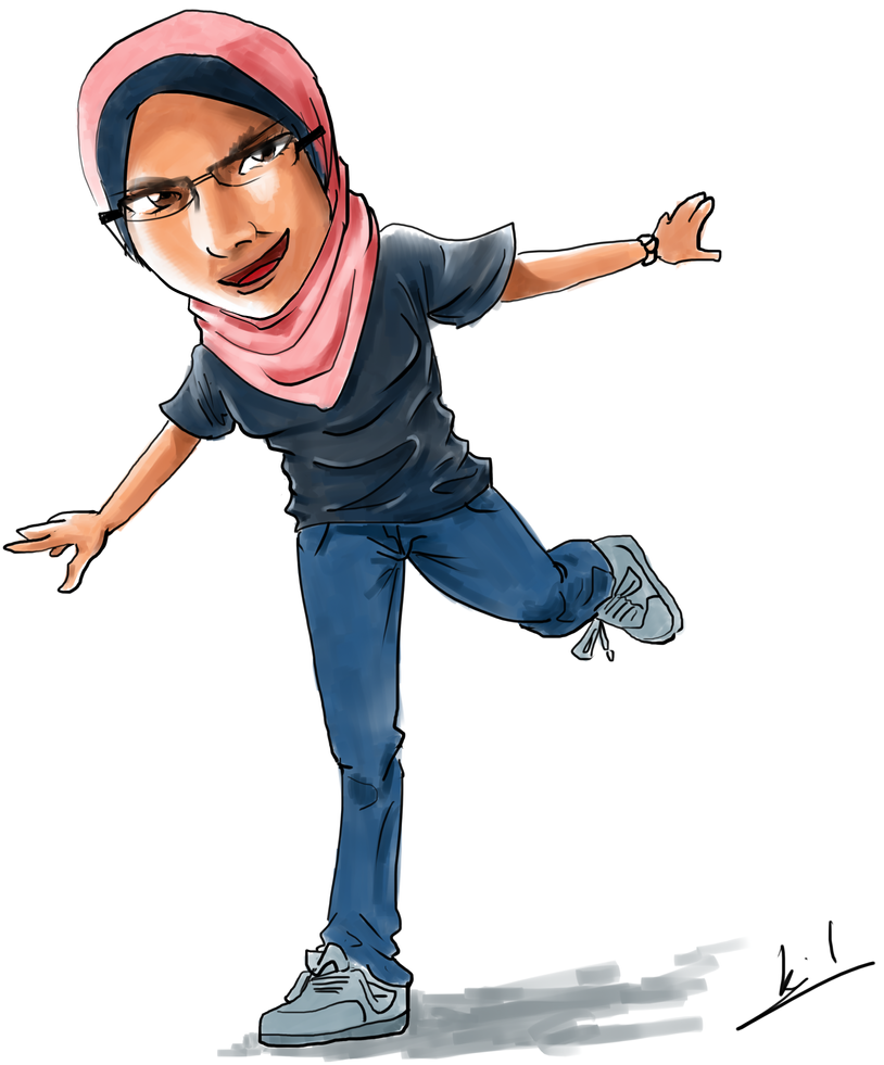 Portrait Wani by mohdsyukri83