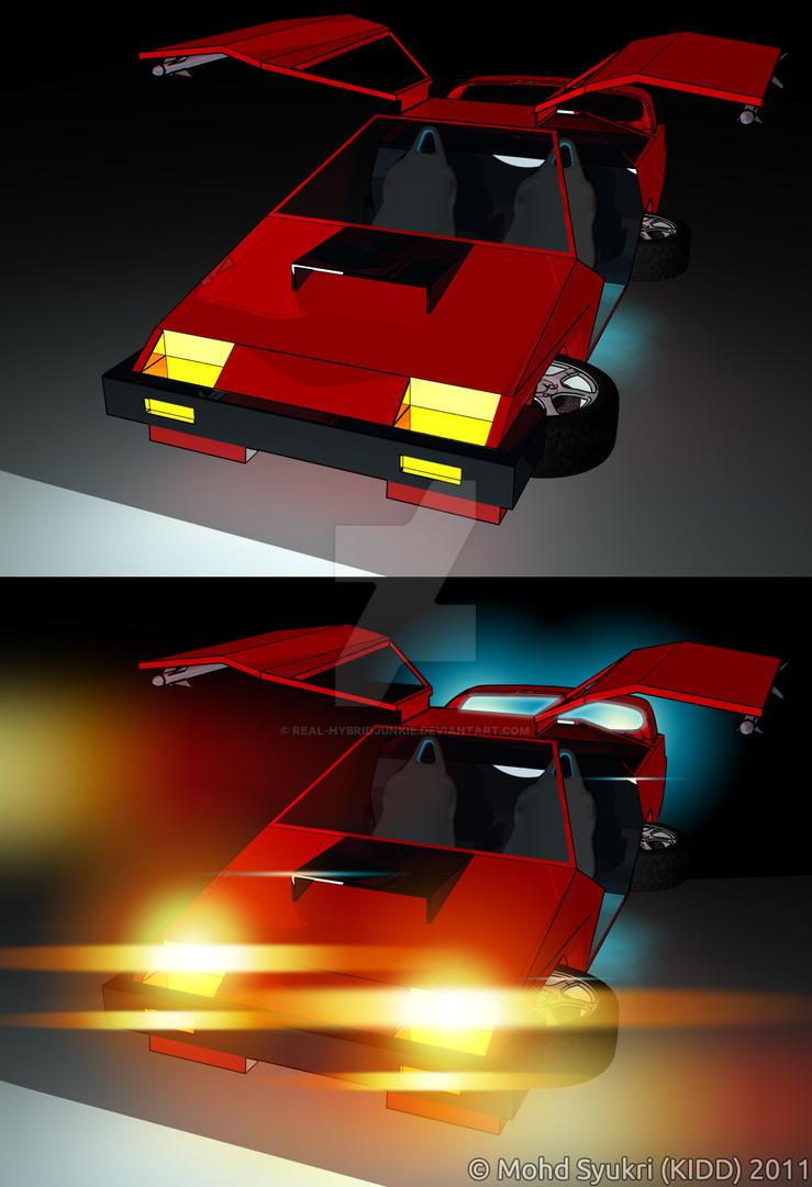 ThunderHawk Redesign by mohdsyukri83