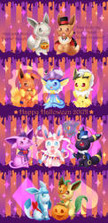 :. HalloVuin 2017!! .: by CaninePrince