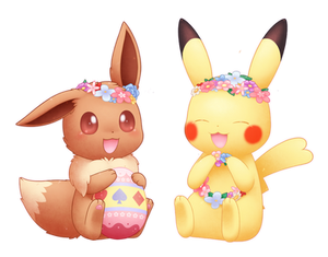 [C] Of Easter Garden....