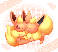 Double Warm Fluffluff!! by CaninePrince