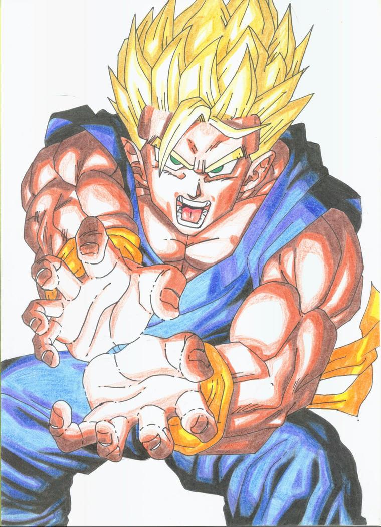 Gohan - Dragon Ball by DeadKnos