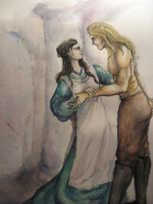 Fan fiction eomer eomer and lothiriel by neldor on deviantart