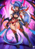 Oborozuki by Foxilumi