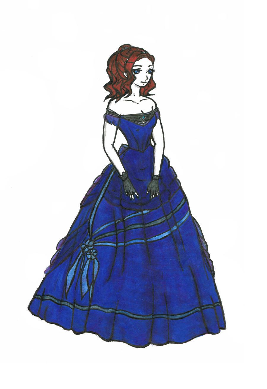 Princess Genevieve von Habsburg of Austria's Dress by ...