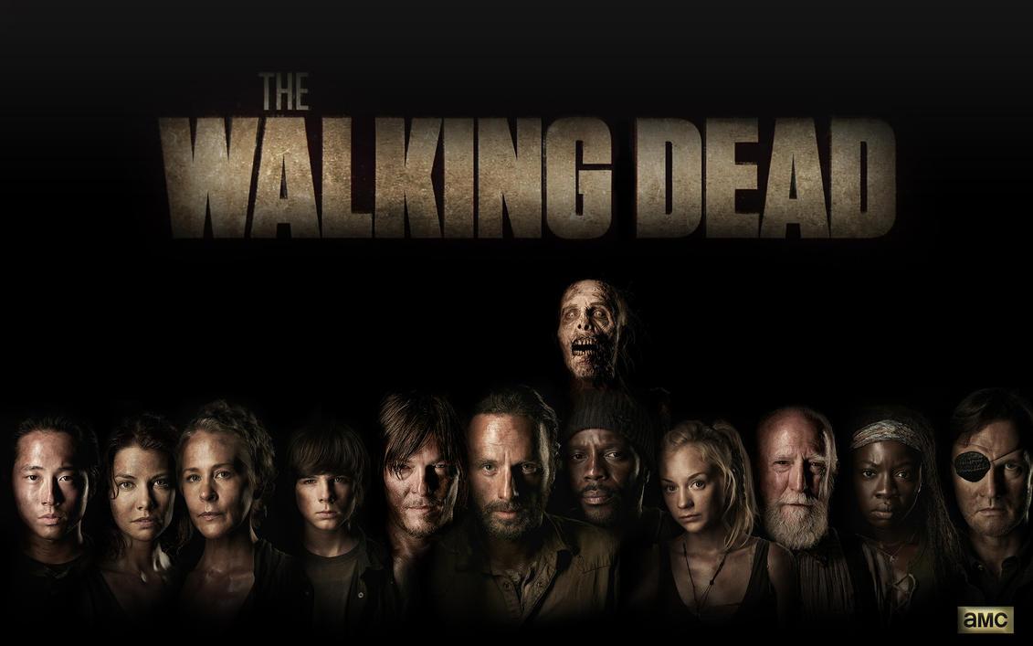 The Walking Dead Wallpaper By Knightbmb