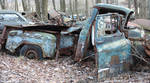 old rusty truck 2