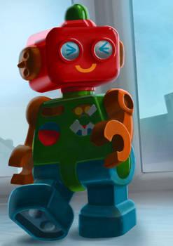 Robot Toy Study