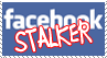 Facebook Stalker Stamp by Mrs-Kakashi-Hatake2