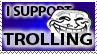 Trolling Stamp by Mrs-Kakashi-Hatake2