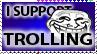Trolling Stamp by Mrs-Kakashi-Hatake2