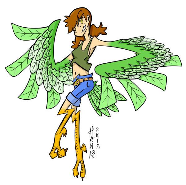 Harpy by GaboHank