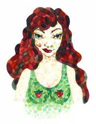 redhead by FaniArgirova