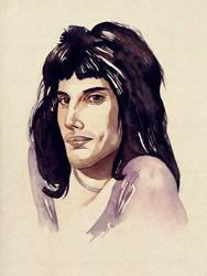 Freddie by FaniArgirova