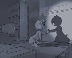 Best Friend by Duckblur