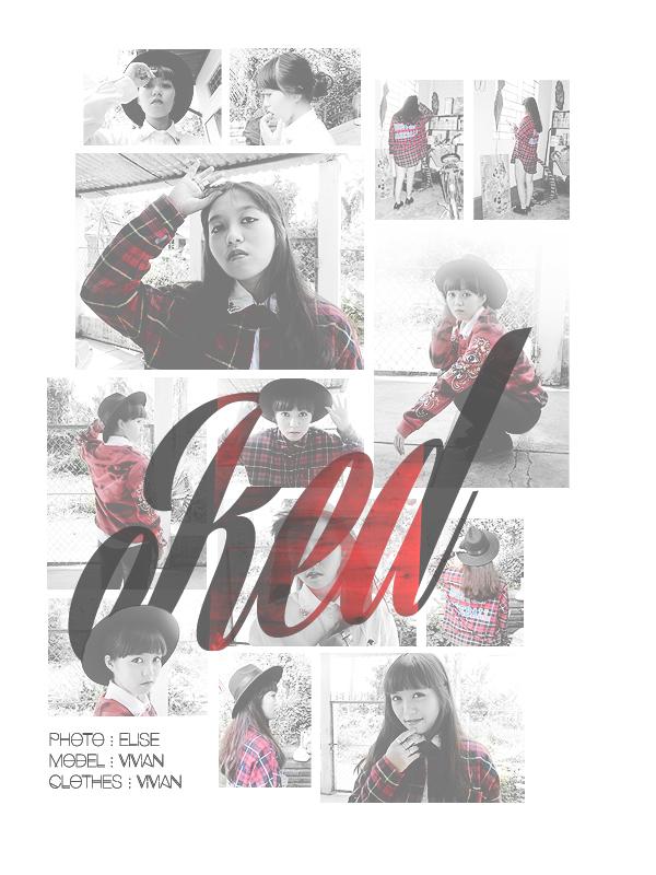 [ Teaser ] Red photoshoot by gdbabymakesitsohot22