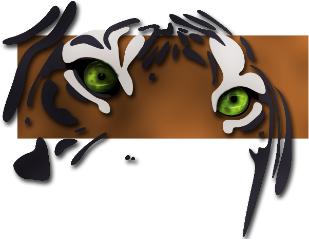 Tiger Eyes by Death-By-Romance