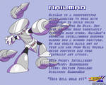 NailMan Data Card