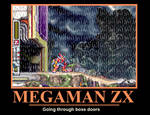 MegaMan ZX Motivator