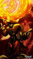 SolarMan Inferno