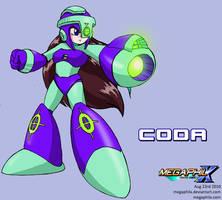 Coda by MegaPhilX
