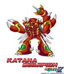 Katana Scorpion