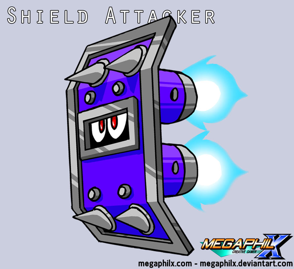 MMU Enemy: Shield Attacker by MegaPhilX