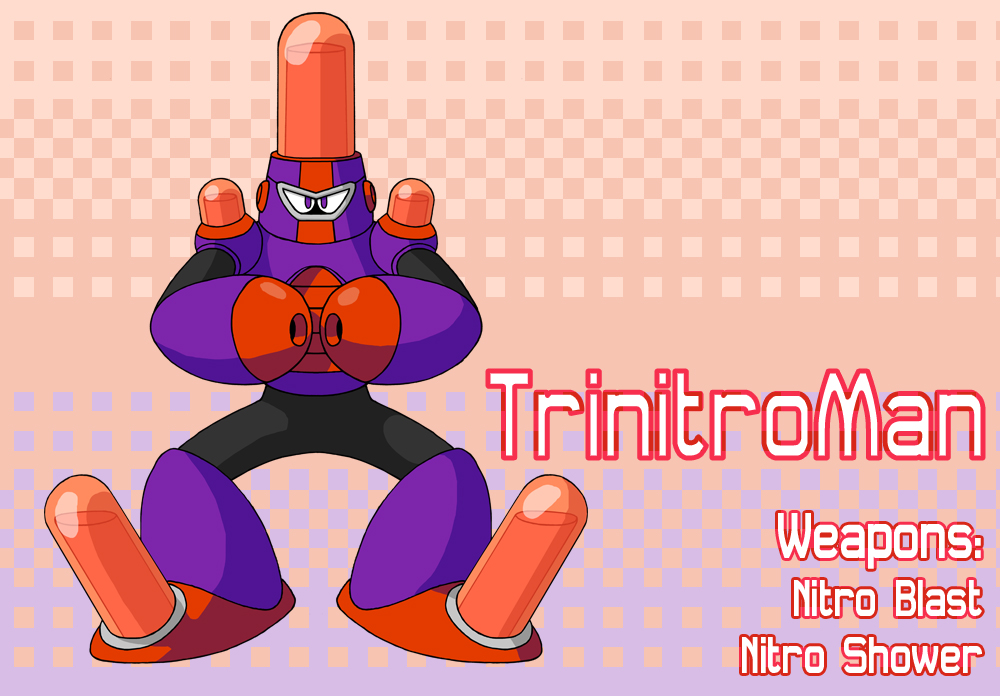 TrinitroMan by MegaPhilX