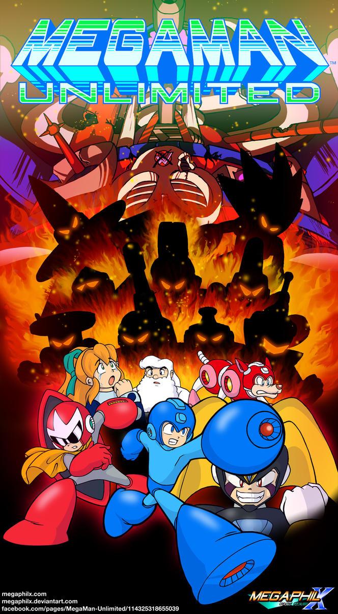 MMU Cover - Heroes by MegaPhilX
