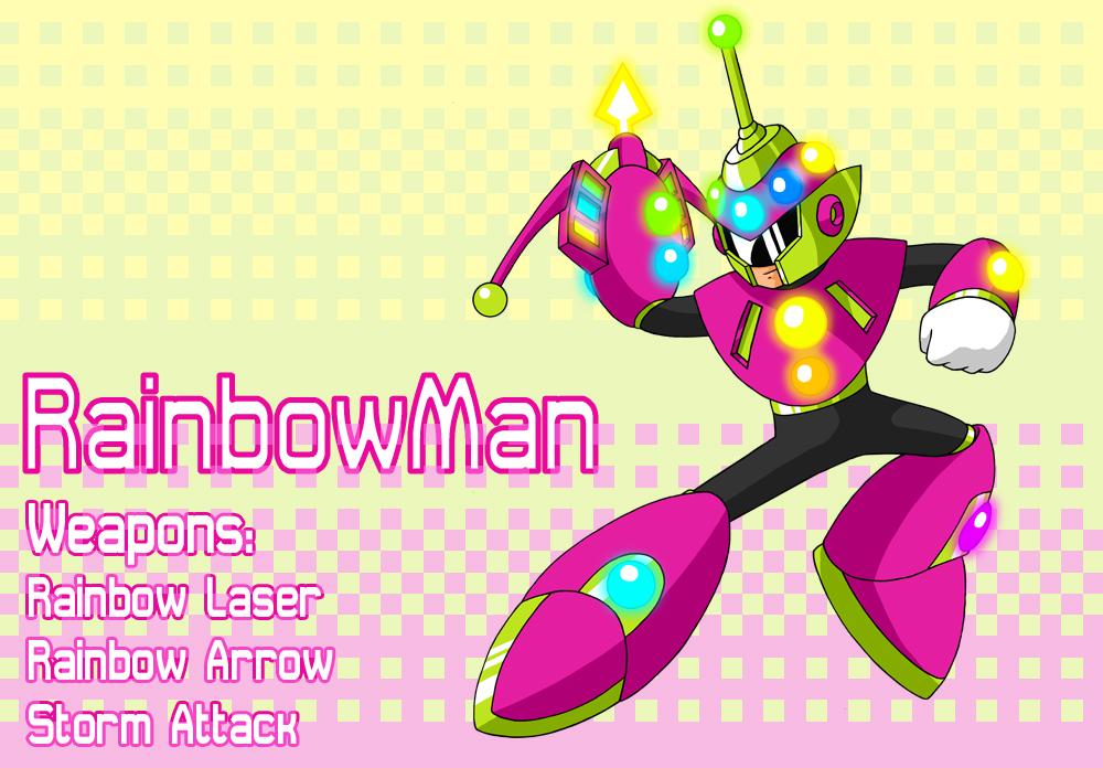RainbowMan by MegaPhilX